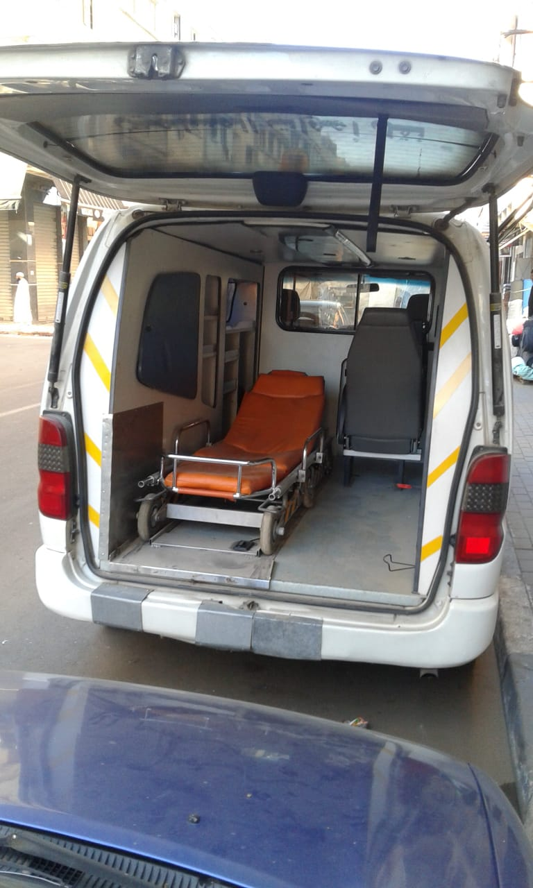 interventions ambulance